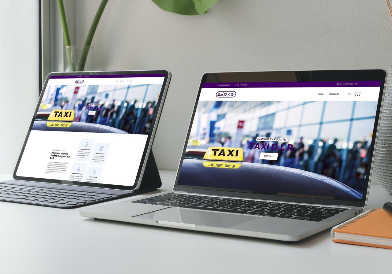 Website design taxi