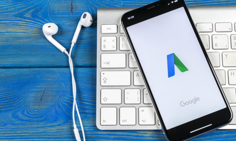 Advertentiepositie in Google Adwords